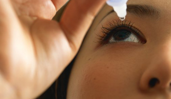 Sausas acs sindroms bilde