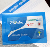 Discounts for holders of Latvijas Aptieka Silver Card